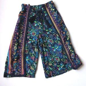 Navy Palazzo Summer Girls Pants * 2 Years